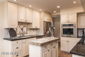 A kitchen that will inspire you to entertain....