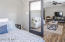 Guest Room / Office (staged as guestroom)