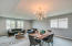 Formal Dining and Living Area!