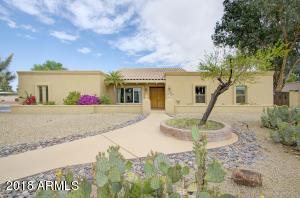 5702 E WINDROSE Drive, Scottsdale, AZ 85254