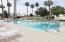 Community ocean pool