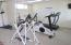 Fitness Center at community ctr.