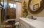 The perfect guest bathroom