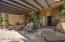 Gorgeous extended patio pergola