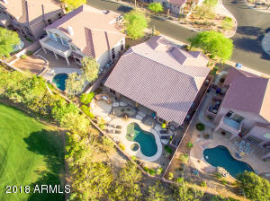 Located on a Premier Golf Course Lot