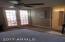 Master bedroom #2- French doors to atrium
