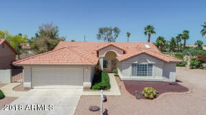 25202 S BUTTONWOOD Drive, Sun Lakes, AZ 85248