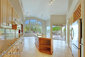 Enjoy cooking in this beautiful kitchen with tons of natural light and plenty of storage.