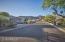 View down Tonto Drive