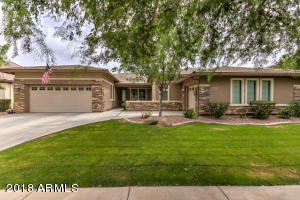 A beautiful home set on a beautiful tree lined street in highly desirable HIgley Estates.