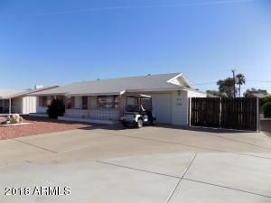 10801 W SUN CITY Boulevard, Sun City, AZ 85351