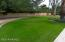 This is not just a back yard! This lovely grass wraps around the whole house!