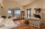 Owners Suite - Peaceful Retreat with Views In suite FirePlace and Veranda Fireplaces. Rest and Recharge in your Dream space