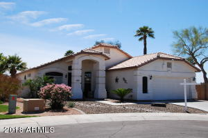 2194 Sq. Ft. 4BR 2BA Single Story Home on Cul-De-Sac w/Pool and 2.5 Car Garage.