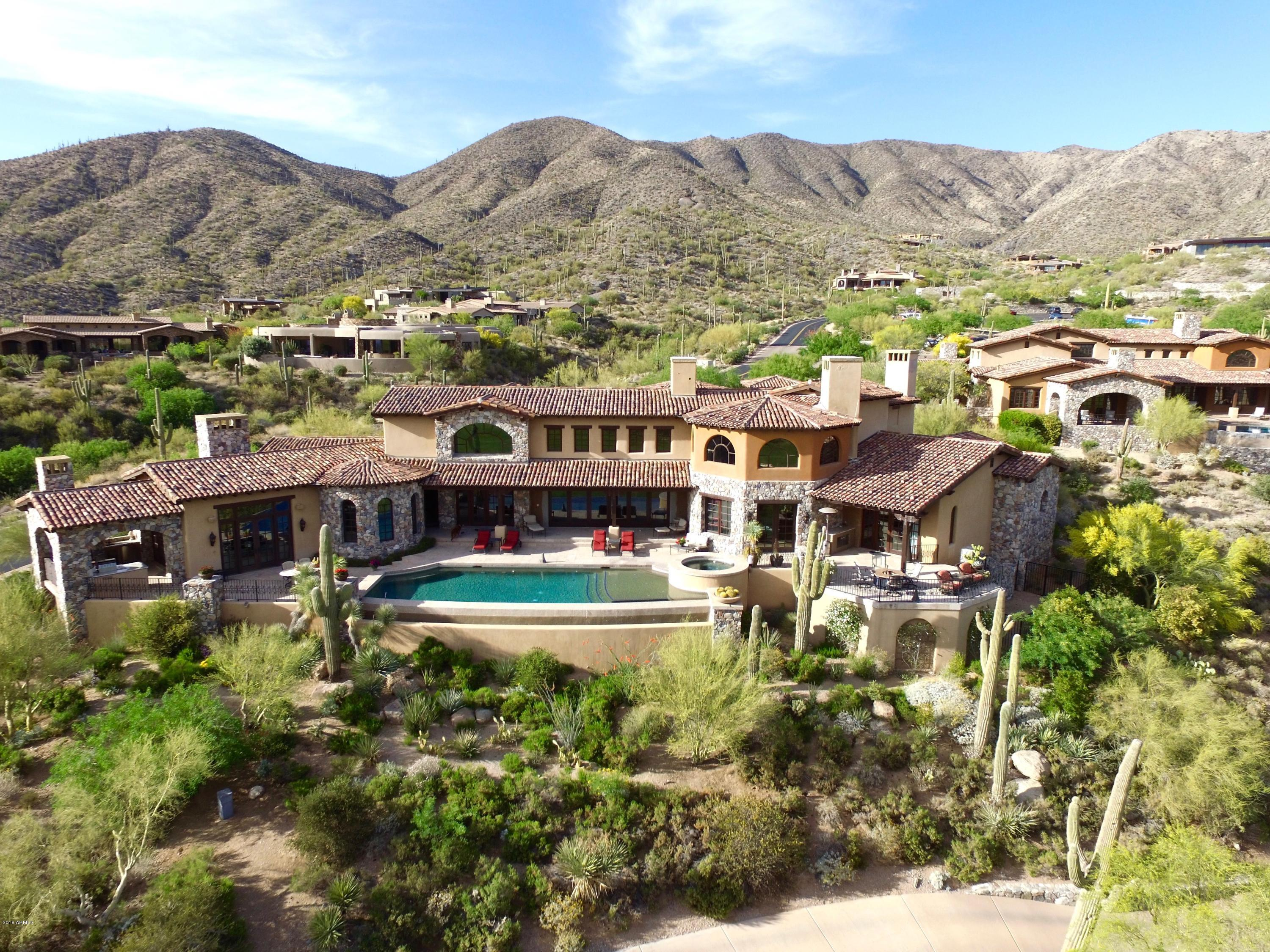 42252 N SAGUARO FOREST Drive, Desert Mountain, Arizona