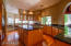 Gourmet Kitchen is immaculate and boasts Stainless appliances
