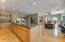 Kitchen Open into Breakfast / Dining Area