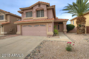 Low maintenance front yard with great curb appeal!