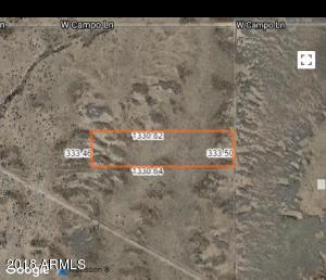 000 W Campo Lane Lot 043, McNeal, AZ 85617
