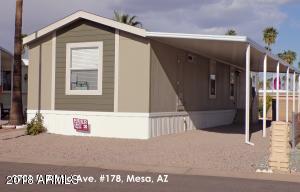 2701 E ALLRED Avenue, 178, Mesa, AZ 85204