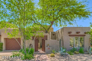 Stunning vacation rental in the Boulders community.