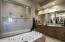 Owners bath dual vanity