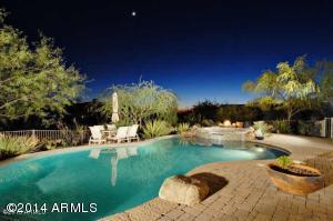 Sunset Backyard View-Heated Pool/Spa