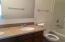 Master Bath- Granite and New Vanity
