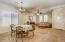 Large Formal Living and Dining Room - Great for entertaining