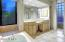 Master Bath with Dual Vanities and Walk-in Shower