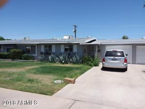 10732 W ABBOTT Avenue, Sun City, AZ 85351