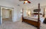 Open and inviting master suite