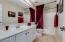 Hall full bathroom with tub