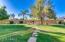 Oversized back yard