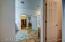 Entrance into Master Bathroom.