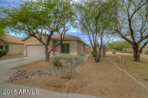 Great curb appeal with mature shade trees!