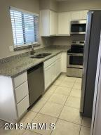 Brand new cabinets, stainless steel appliances, stainless steel sink and granite countertops
