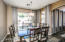 Immaculate home with formal Dining room