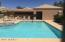 Pool and spa. 217 located steps to pool area