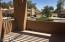 Spacious patio, plenty of room for outdoor living.