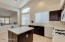 Updated Kitchen with Quartz Countertops