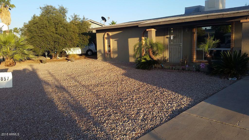 1857 E EL MORO Avenue Mesa AZ 85204