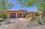 Elevation to the South West. Classic Desert Landscaping Meticulously Maintained!