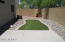 Patio and Synthetic grass