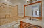Bath #4 features a tub/shower combination