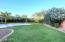 Large, grassy area