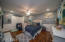 Spacious 2nd Bedroom with mini walk in closet