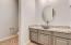 Downstairs restroom/powder room