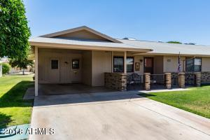 10645 W SARATOGA Circle, Sun City, AZ 85351