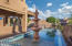 -THE MASTER SUITE BALCONY IS DIRECTLY ABOVE THE FOUNTAIN AND PLAY POOL.